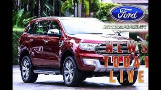 Car Review | FORD ENDEAVOUR FaceLift | Latest SUV Car Review India