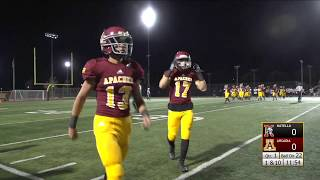 CIF-SS Football Div. 11, 2017 Quarterfinals: Katella @ Arcadia