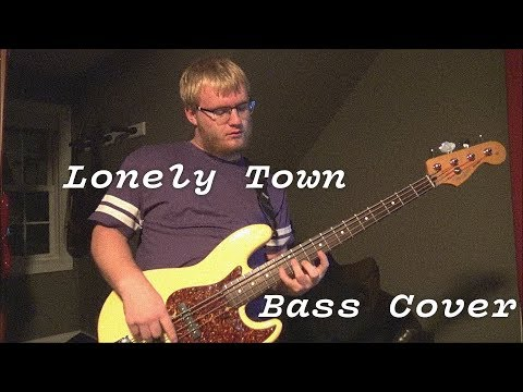 Lonely Town /// Bass Cover /// Vulfpeck