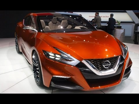2018 Nissan Maxima Sports Exterior|Interior | Review - YouTube