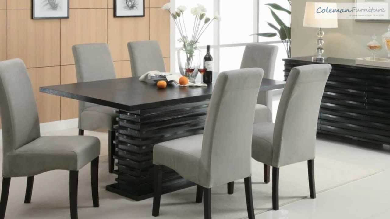 Stanton Dining Room Collection From Coaster Furniture Youtube