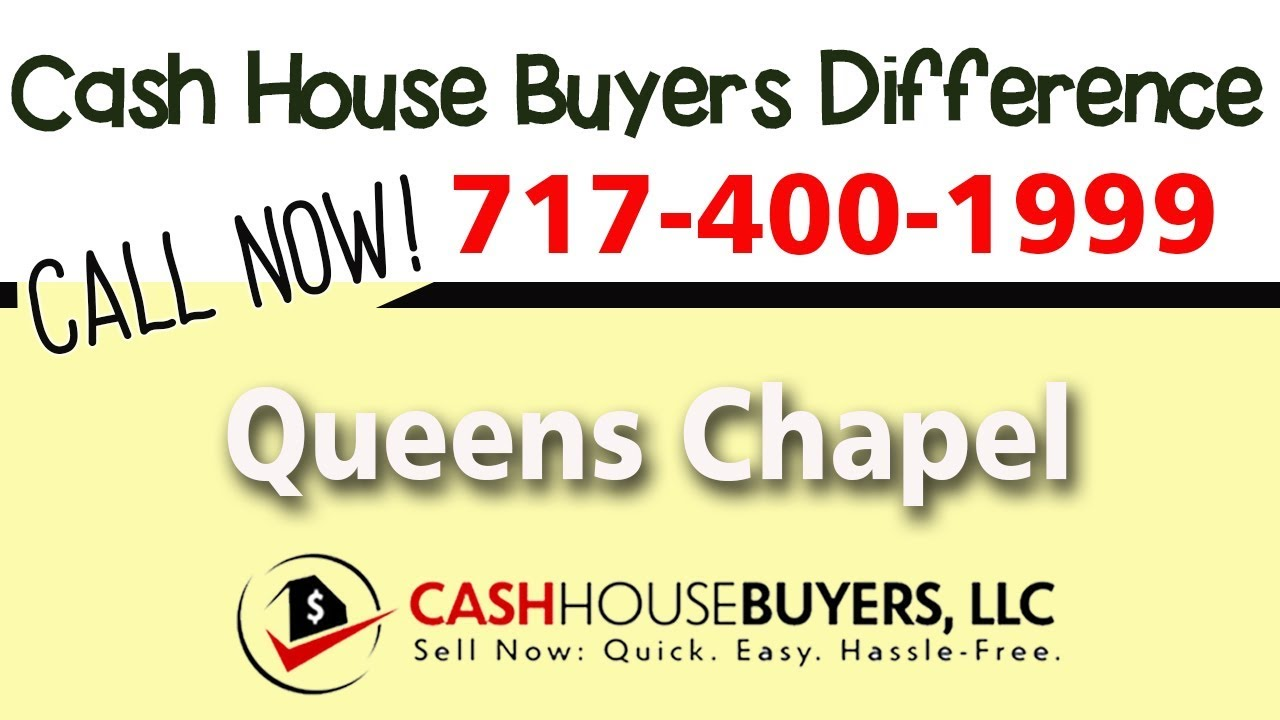 Cash House Buyers Difference in Queens Chapel Washington DC   Call 7174001999   We Buy Houses