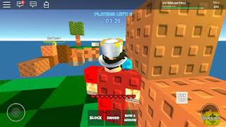 Roblox Skywars [SERİ #1]