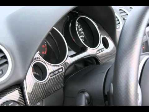 tuning auto folie carbon
