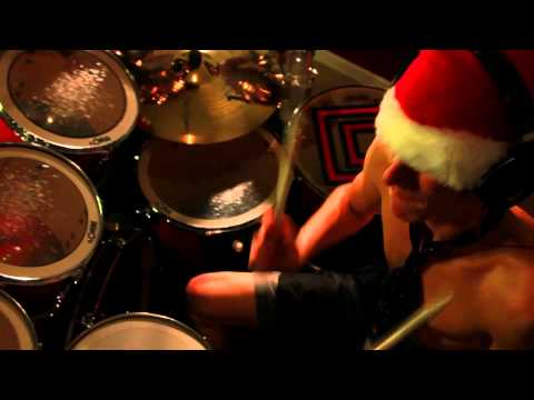Carol Of The Bells - Drum Cover - Family Force 5 - #ARCC (Day 3)