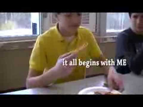 Copper Basin High School HOSA Hunger PSA - It All Begins With Me