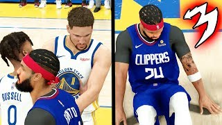 NOW KLAY IS MAD! GSW ON HOF WITHOUT KD! NBA 2k20 MyCAREER Ep. 3