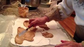 Marie's Peanut Butter Roll Candy