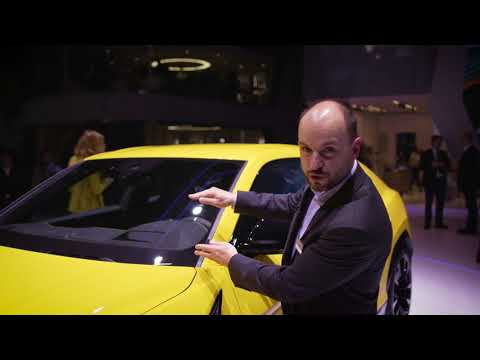 Bang & Olufsen Sound System in the new Lamborghini Urus