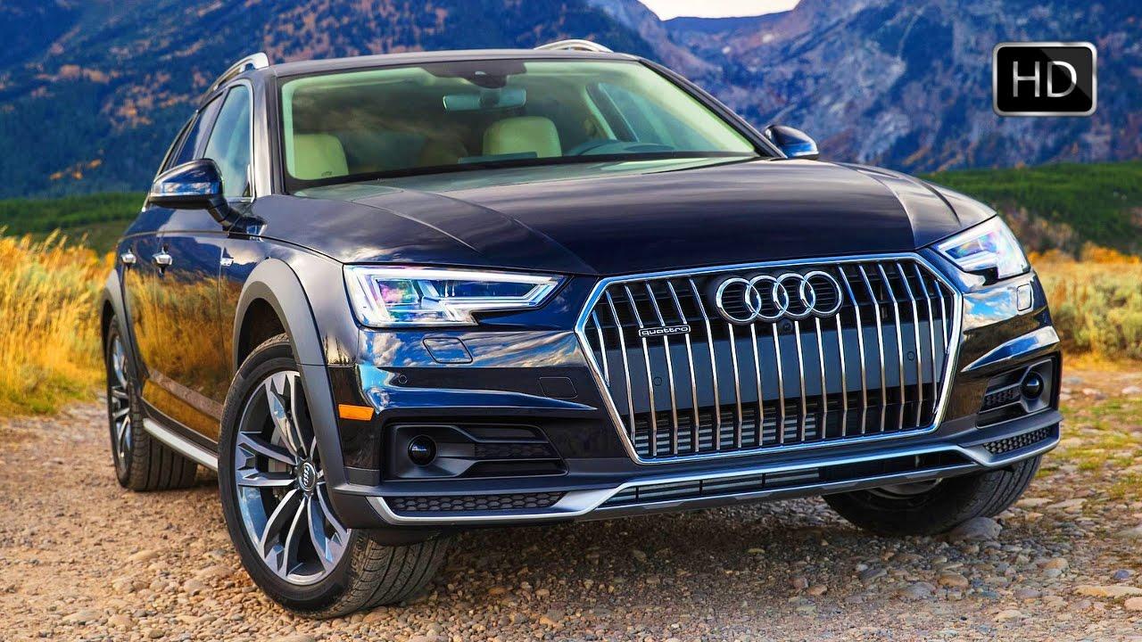 2017 Audi A4 Allroad Quattro Us Spec Exterior Interior Design