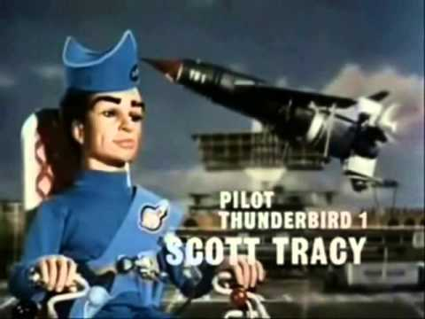 Thunderbirds Mighty Atom Intro (Dedicated to Ray Barrett)