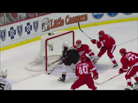 Detroit Red Wings - How They Got There
