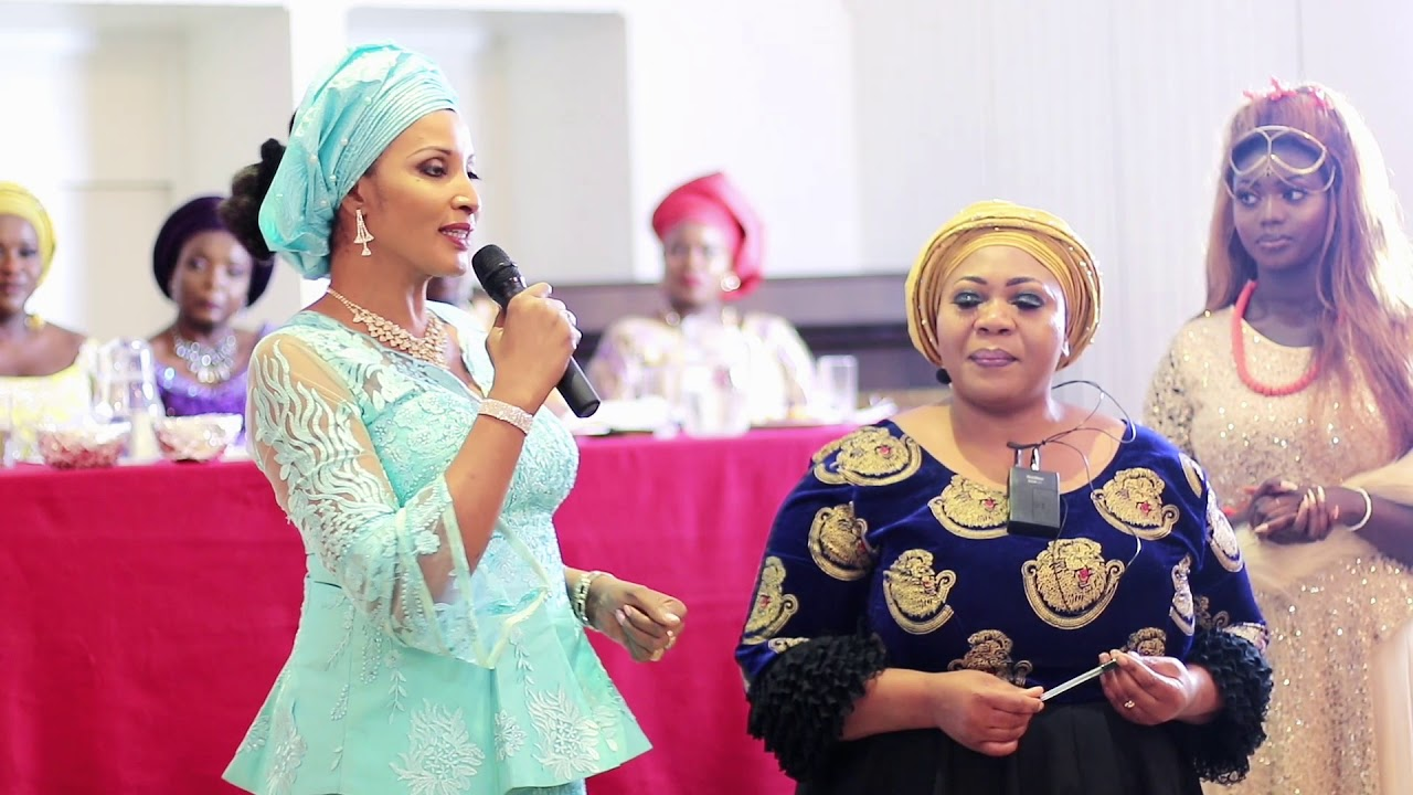 Download Bianca ojukwu pledges her support in the promoting of Igbo culture in Ada Igbo Ireland 2018