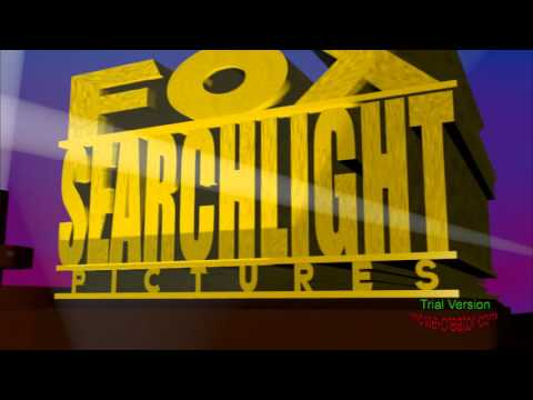 Fox SearchLight Pictures Inc. Logo Remake