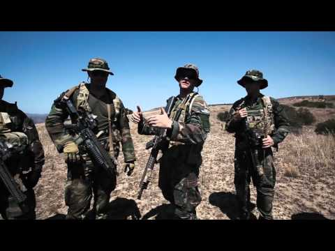 Marine Raider Ground Warfare Training