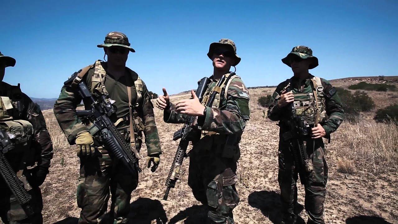 Marine Raider Ground Warfare Training - YouTube