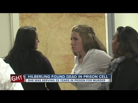 Amber Hilberling found dead in her prison cell
