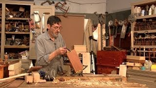 Dovetail Caddy (part 4 Of 5) - Woodworking Project With Paul Sellers