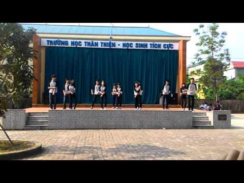 Dance: Mr.Chu-Tôi Yêu Việt Nam 12A12 (14-15) THPT TX Quảng Trị