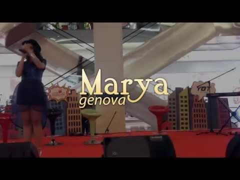 Marya Genova - Haruskah Ku Mati Live at Kota Kasablanka - 140215