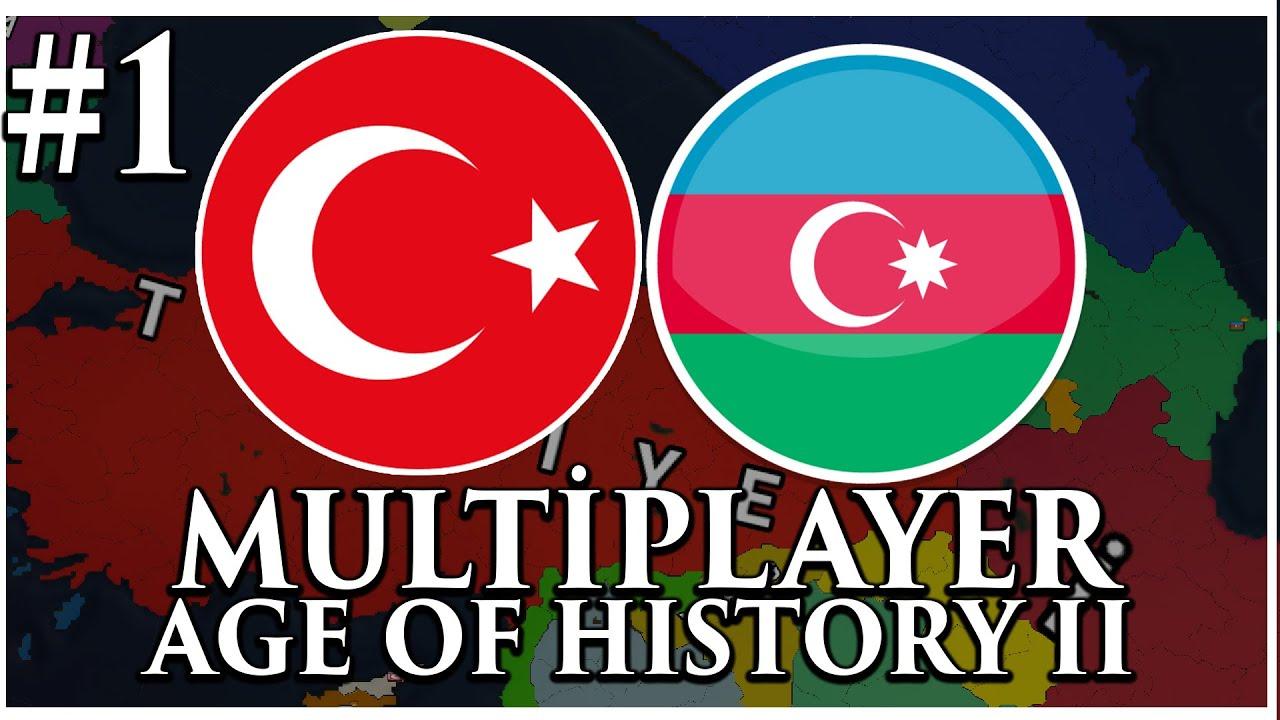 KEREM YILMAZ İLE MULTİPLAYER - AGE OF HISTORY - BÖLÜM 1