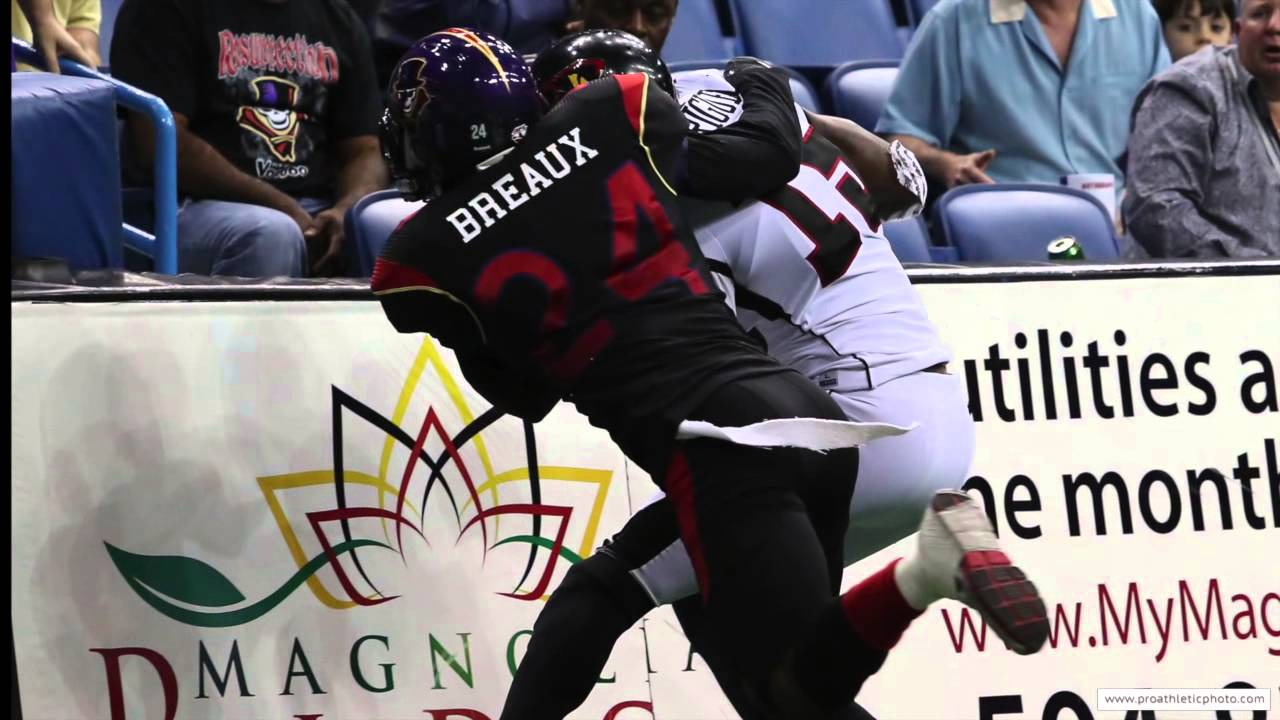"Get to know the Voodoo Delvin ""Chip"" Breaux"