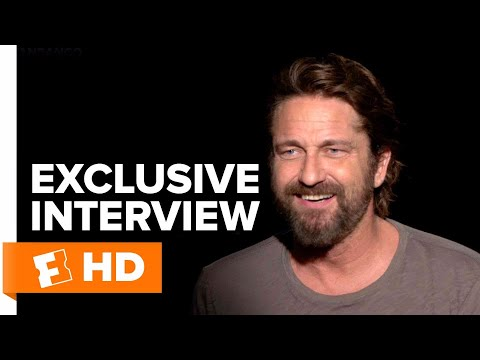 Gerard Butler Gets the Job Done  Geostorm 2017   All Access