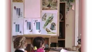 Комплексный открытый урок студии ИЗО (Full-HD)