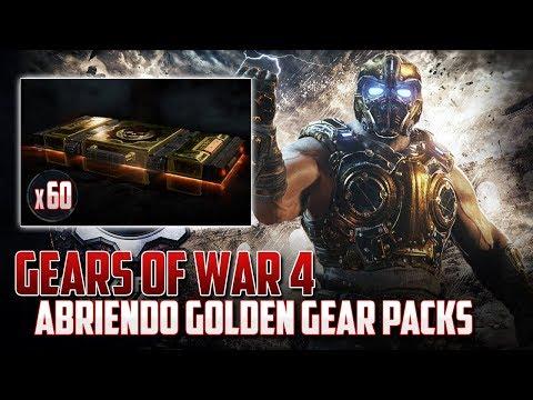 Gears of War 4 | Abriendo 60 Packs | Es ahora o Nunca!!