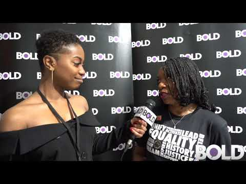 Bold Means 'Vibrant & Not Afraid': 'The Breakfast Club's' Angela Yee at Black Women Talk Tech Event