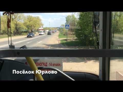 Автобус 400т (Москва): от Крюково до Тушинской