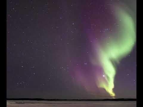 Portfolio Travel - Aurora Boreal