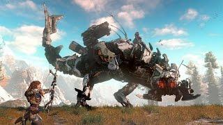 Horizon: Zero Dawn E3 Gameplay Trailer - Rewind Theater