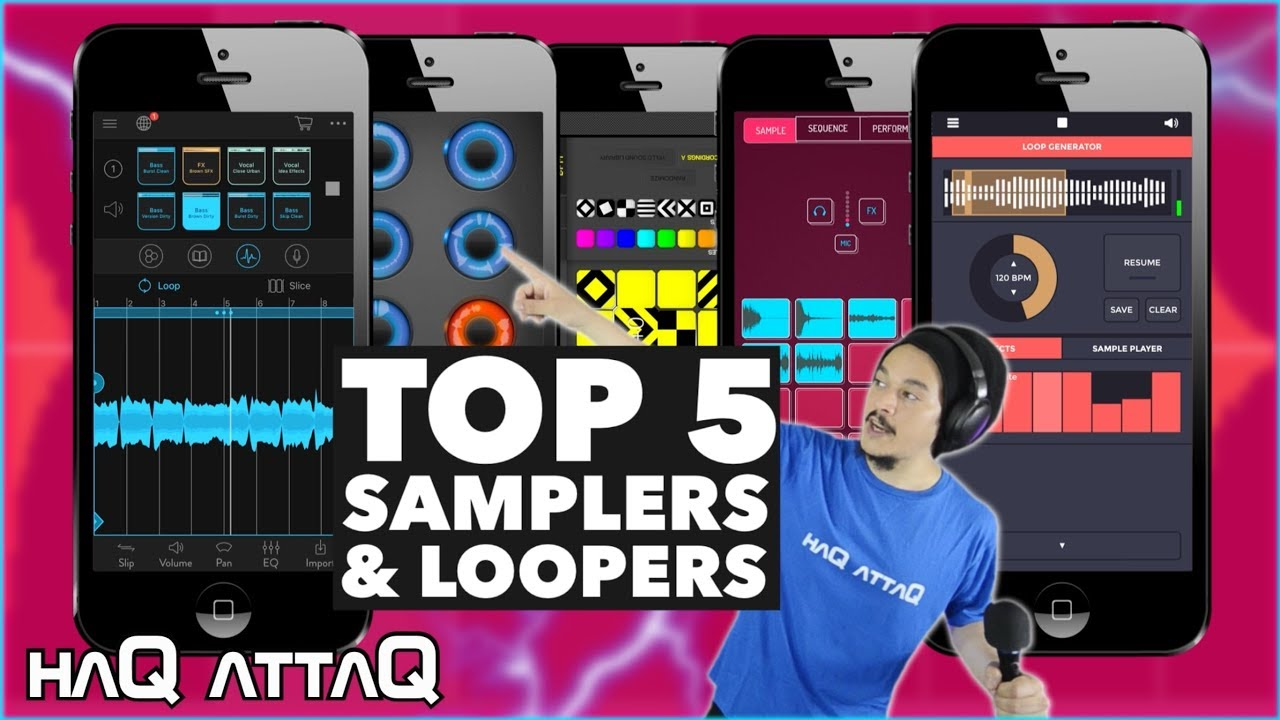 My Top 5 Ios Vocoder Apps And Why 2010 2019 Ipad And Iphone Haq Attaq Youtube