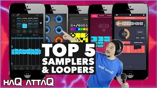 My Top 5 Sampler and Looper Apps for iOS 2011 - 2019   haQ attaQ