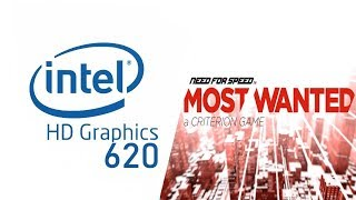 Intel HD Graphics 620 l Gameplay l Need For Speed Most Wanted 2012