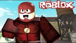 Roblox| Heros of Robloxia| Justice League Of Roblox