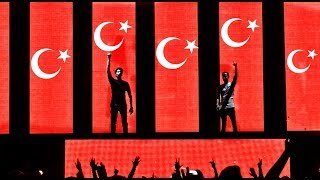 Arem Ozguc B2B Arman Aydın - BBB TOUR İSTANBUL @DROPS ONLY / VOLKSWAGEN ARENA 2018 Video