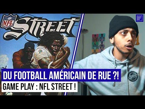 DU FOOTBALL AMÉRICAIN DE RUE ?! ON JOUE À NFL STREET !