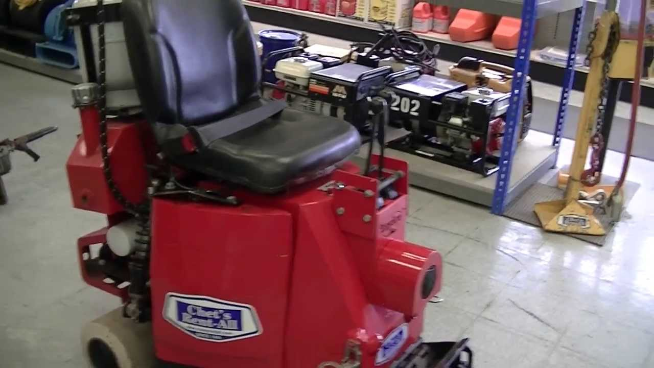 Call For Updated Availability Bronco Tile Stripper For Rent Or Sale - Bronco floor scraper rental