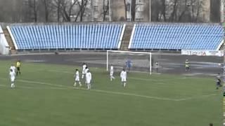 Буковина - Сталь (12.04.14) 1:0 Подоляк