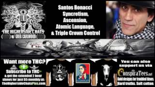 Santos Bonacci on the Flat Earth, Geocentric Earth vs Heliocentric Deception