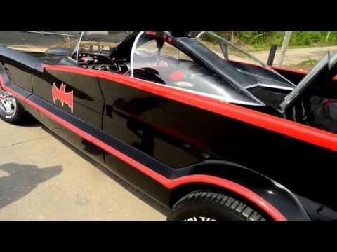 1966 Batmobile Replica (SOLD)