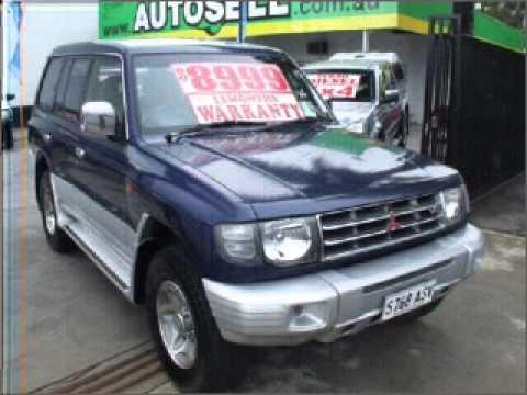 1998 mitsubishi pajero gls lwb 4x4 adelaide sa - Mitsubishi Montero 1998