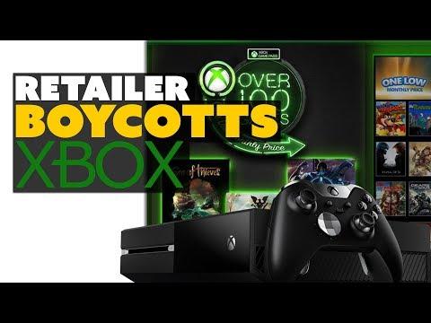 Retailer Boycotts Xbox! - The Know Game News