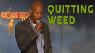 Stand Up Comedy by Coolie - Quitting Weed