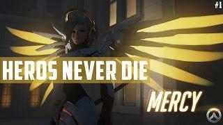 Overwatch: Heroes Never Die | Mercy Montage HD