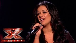 Lauren Murray performs for her place in the competition | Week 5 Results | The X Factor 2015