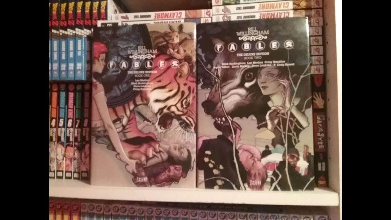 The Deluxe Edition Book Eleven Fables