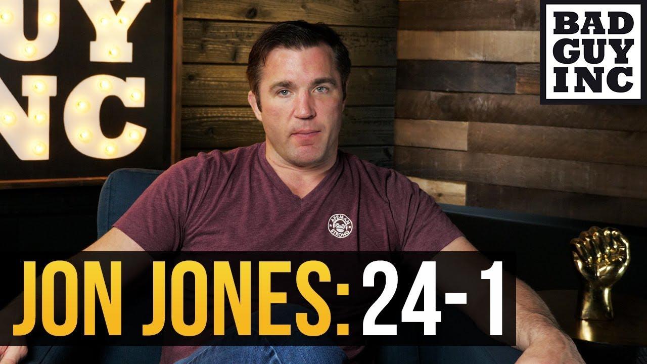 Jon Jones' loss should NOT be ...